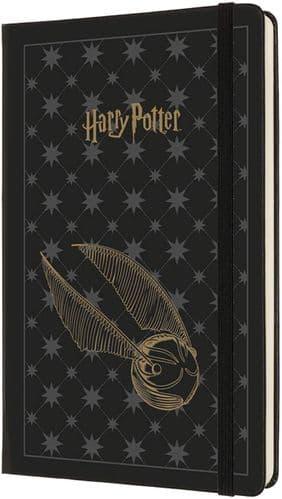 *Moleskine - Harry Potter 2022 18 Month Weekly Planner Large - Black