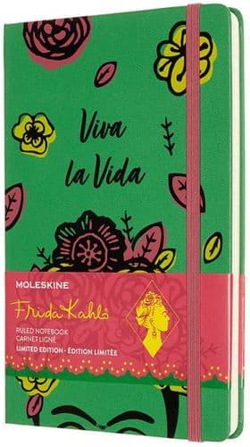 *Moleskine - Limited Edition Notebook - Frida Kahlo - Viva la Vida