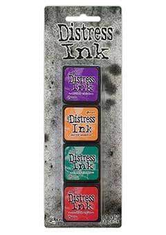 *Tim Holtz - Distress Mini Ink Pad - Set #15