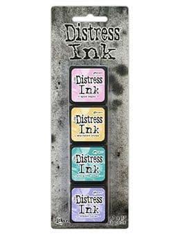 *Tim Holtz - Distress Mini Ink Pad - Set #4