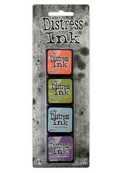 *Tim Holtz - Distress Mini Ink Pad - Set #8