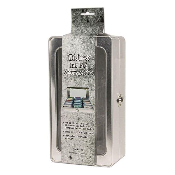 *Tim Holtz - Ink Pad Storage Tin