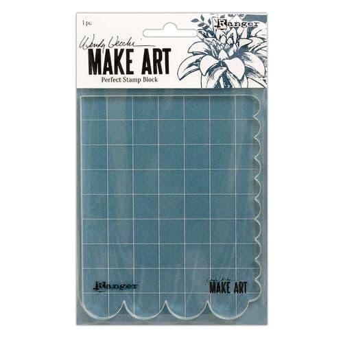 *Wendy Vecchi - Make Art - Stamp Block