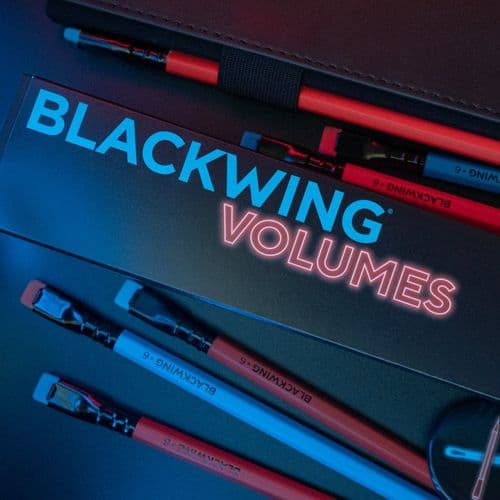 BLACKWING PENCIL VOL 6 - LIMITED EDITION - 12 Box