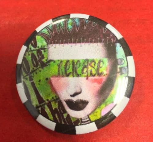 Button Badge - Dyan Reaveley - #14