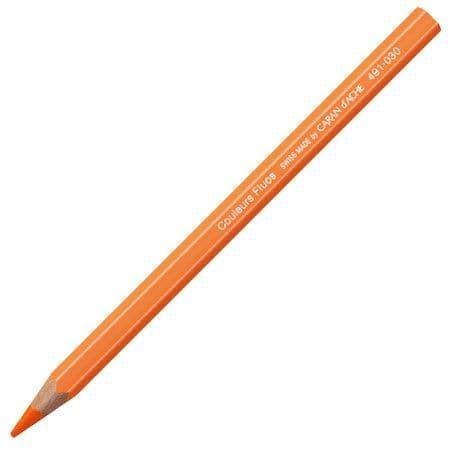 Caran d'Ache - Fluo Pencil - Orange