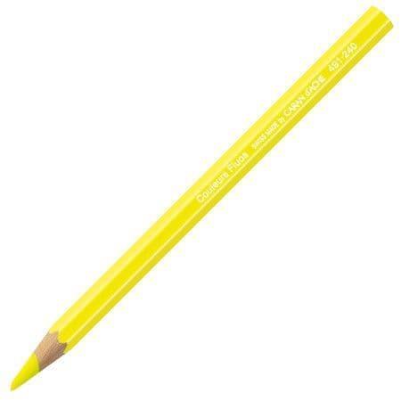 Caran d'Ache - Fluo Pencil - Yellow