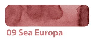Colorverse Fountain Pen Ink - Mini Collection 5mil - 09 Sea Europa