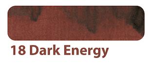 Colorverse Fountain Pen Ink - Mini Collection 5mil - 18 Dark Energy
