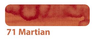 Colorverse Fountain Pen Ink - Mini Collection 5mil - 71 Martian