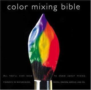 Colour Mixing Bible - Ian Sidaway