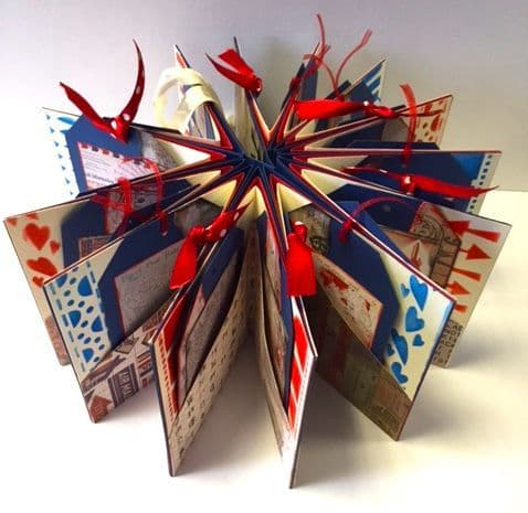 Correspondence Star Book by Dyan