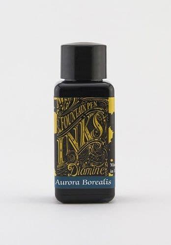 Diamine - Fountain Pen Ink - 30ml - Aurora Borealis