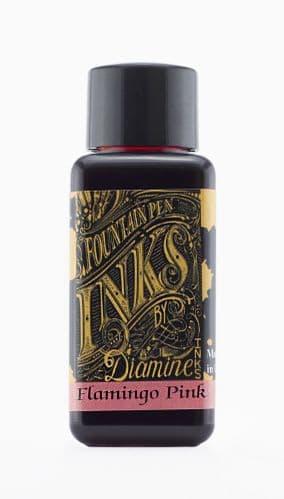 Diamine - Fountain Pen Ink - 30ml - Flamingo Pink