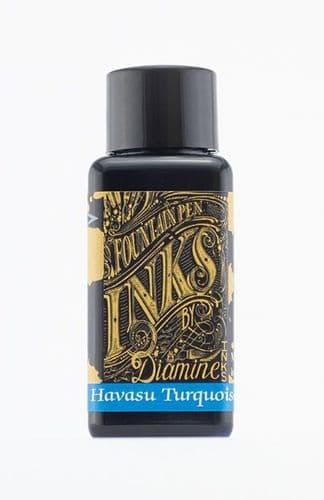 Diamine - Fountain Pen Ink - 30ml - Havasu Turquoise