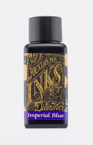 Diamine - Fountain Pen Ink - 30ml - Imperial Blue