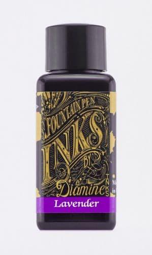 Diamine - Fountain Pen Ink - 30ml - Lavender