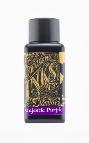 Diamine - Fountain Pen Ink - 30ml - Majestic Purple