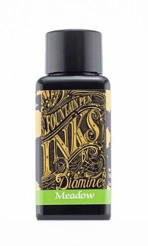 Diamine - Fountain Pen Ink - 30ml - Meadow