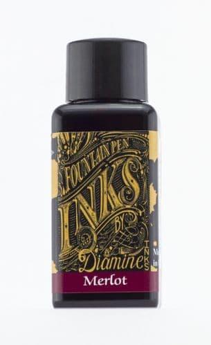 Diamine - Fountain Pen Ink - 30ml - Merlot