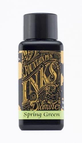 Diamine - Fountain Pen Ink - 30ml - Spring Green