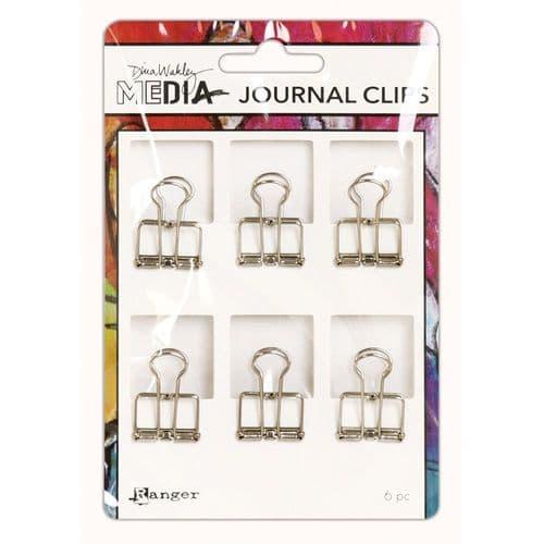 Dina Wakley Media - Journal Clips Small