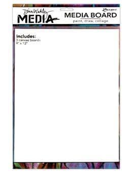 "Dina Wakley Media - Media board - 9x12"" pack"