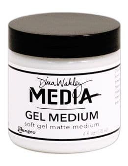 Dina Wakley Media - Mediums Soft Gel