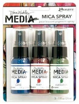 DIna Wakley - Media Mica Sprays