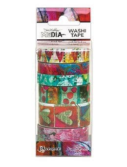 Dina Wakley -  Washi Tape #3