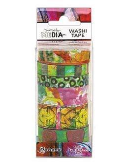 Dina Wakley -  Washi Tape #4