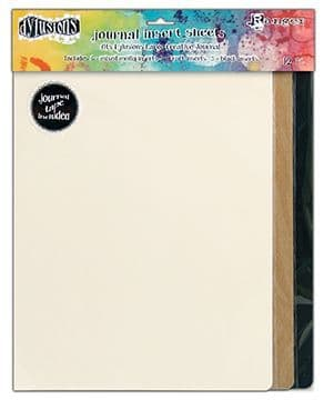 Dylusions - Journal Insert Sheets - Large Sheets