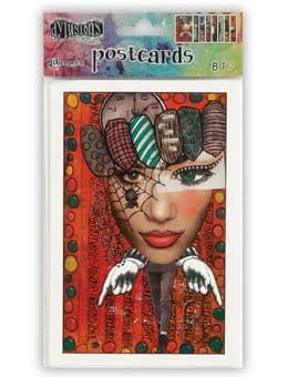 Dylusions - Postcards - Collection #2