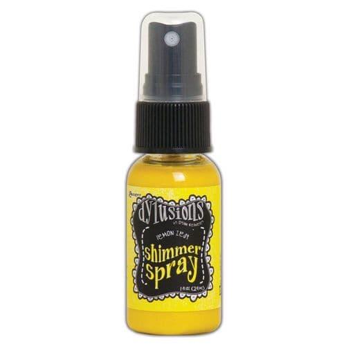 Dylusions - Shimmer Spray - Lemon Zest
