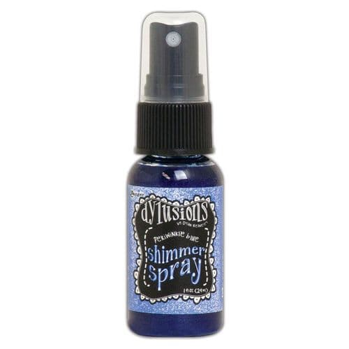 Dylusions - Shimmer Spray - Periwinkle Blue