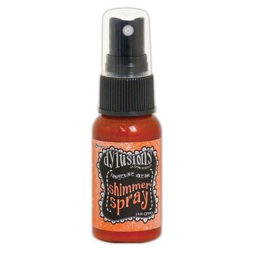 Dylusions - Shimmer Spray - Tangerine Dream