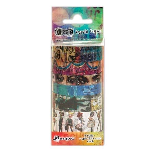 Dylusions - Washi Tape - Set #2