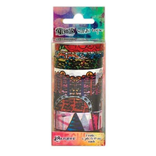 Dylusions - Washi Tape - Set #5