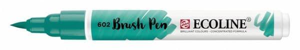 Ecoline - Water colour Brush Pen - Deep Green