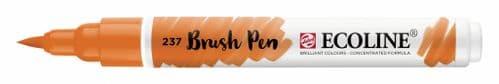 Ecoline - Water colour Brush Pen - Deep Orange
