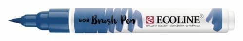 Ecoline - Water colour Brush Pen - Prussian Blue