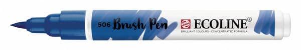 Ecoline - Water colour Brush Pen - UltraMarine Deep