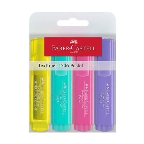 Faber-Castell - Textliner - Super fluorescent Pastel