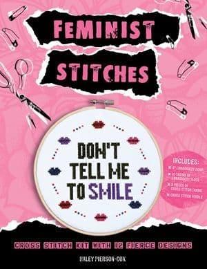 Feminist Stitches - Haley Pierson-Cox