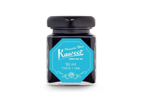 Kaweco Bottled Ink - Paradise Blue
