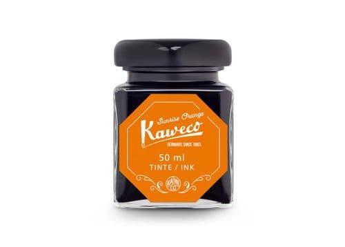 Kaweco Bottled Ink - Sunrise Orange