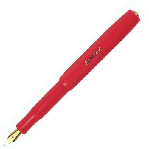 Kaweco - Classic Sport - Fountain Pen - Red