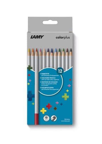 Lamy - ColourPlus Pencils - 12 pack