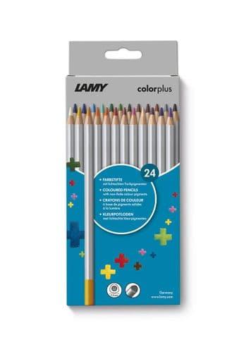 Lamy - ColourPlus Pencils - 24 pack