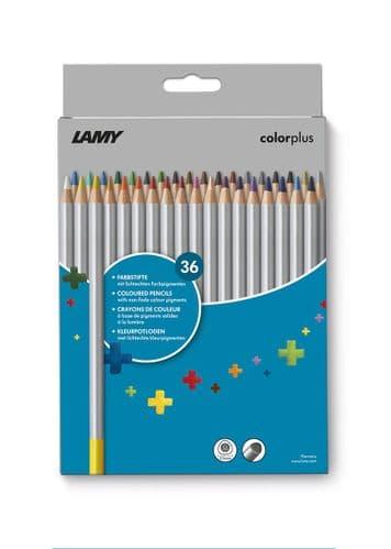 Lamy - ColourPlus Pencils - 36 pack